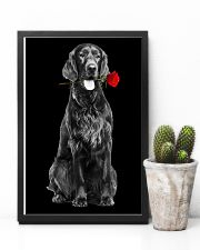 Irish Setter Rose Poster 3001  11x17 Poster lifestyle-poster-8