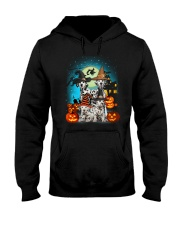 Dalmatian Halloween 2407 Hooded Sweatshirt thumbnail