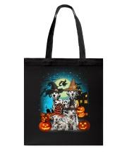 Dalmatian Halloween 2407 Tote Bag thumbnail