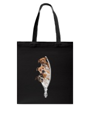 American Pit Bull Terrier zip Tote Bag tile