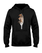 American Pit Bull Terrier zip Hooded Sweatshirt thumbnail
