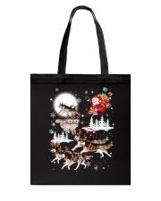 Alaskan Malamute Reindeers 1212 Tote Bag thumbnail