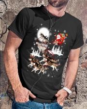 Alaskan Malamute Reindeers 1212 Classic T-Shirt lifestyle-mens-crewneck-front-4