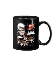 Alaskan Malamute Reindeers 1212 Mug thumbnail