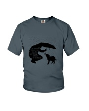 Dog Choose Be Kind Youth T-Shirt tile
