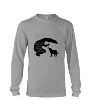 Dog Choose Be Kind Long Sleeve Tee thumbnail