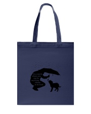 Dog Choose Be Kind Tote Bag tile