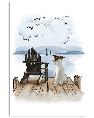 Jack Russell Terrier Waiting