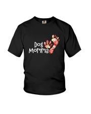 Dog Momma Youth T-Shirt thumbnail