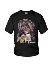 Schnoodle Awesome Family 0701 Youth T-Shirt thumbnail