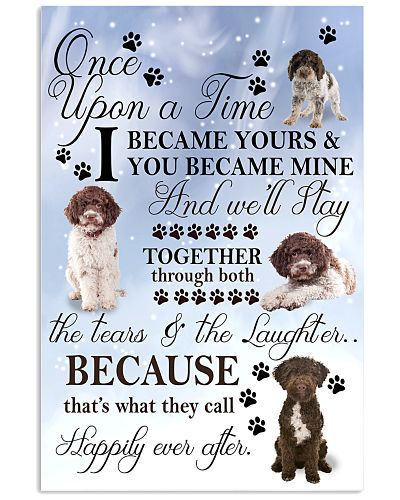Lagotto-Romagnolo I Became Yours 1001