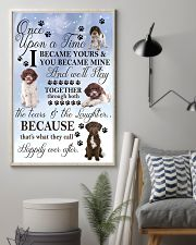 Lagotto-Romagnolo I Became Yours 1001  11x17 Poster lifestyle-poster-1