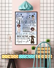 Lagotto-Romagnolo I Became Yours 1001  11x17 Poster lifestyle-poster-6