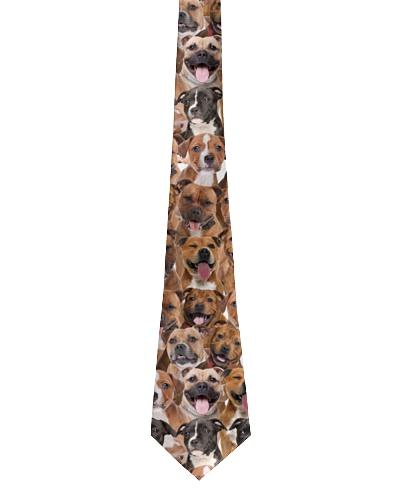 Staffordshire Bull Terrie Tie 1512
