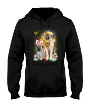 Anatolian Shepherd Happy Easter Day 2601  Hooded Sweatshirt thumbnail
