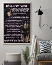 Tibetan Mastiff The Time Comes Poster 2301 11x17 Poster lifestyle-poster-1