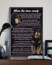 Tibetan Mastiff The Time Comes Poster 2301 11x17 Poster lifestyle-poster-2