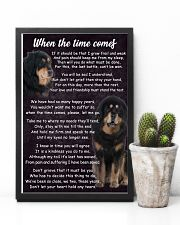 Tibetan Mastiff The Time Comes Poster 2301 11x17 Poster lifestyle-poster-8