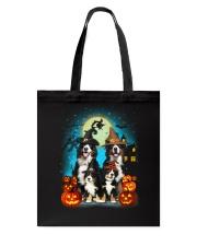 Gaea - Bernese Mountain Dog Halloween - 1608 - 14 Tote Bag thumbnail