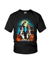 Gaea - Bernese Mountain Dog Halloween - 1608 - 14 Youth T-Shirt thumbnail