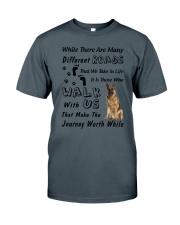 German Shepherd Journey Classic T-Shirt thumbnail