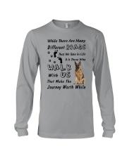 German Shepherd Journey Long Sleeve Tee thumbnail