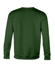 Dachshund Snowball 0210 Crewneck Sweatshirt back