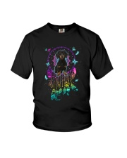 Dachshund Dreamcatcher 0108 Youth T-Shirt thumbnail