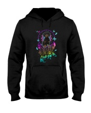 Dachshund Dreamcatcher 0108 Hooded Sweatshirt thumbnail