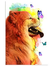 Chow-Chow Colorful Poster 0102  11x17 Poster front