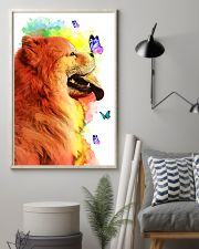 Chow-Chow Colorful Poster 0102  11x17 Poster lifestyle-poster-1