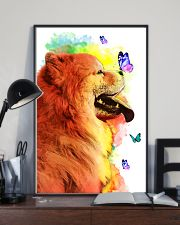 Chow-Chow Colorful Poster 0102  11x17 Poster lifestyle-poster-2