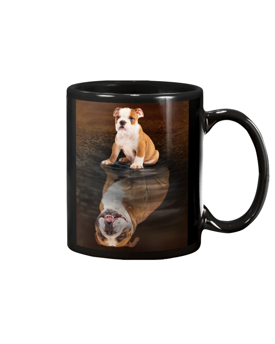 Bulldog Reflection Mug 1412 Mug