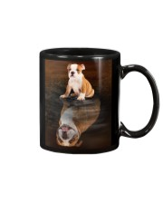 Bulldog Reflection Mug 1412 Mug front
