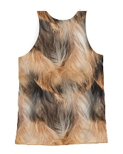 Yorkshire Terrier Awesome  All-over Unisex Tank back