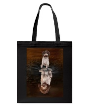 Lagotto Romagnolo Believe Tote Bag tile