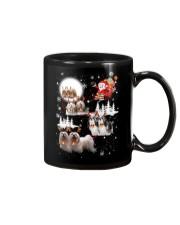 Lhasa Apso Reindeers 0310 Mug thumbnail