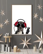 Great Dane Headphone 1812 11x17 Poster lifestyle-holiday-poster-1