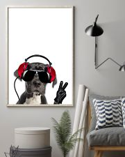 Great Dane Headphone 1812 11x17 Poster lifestyle-poster-1