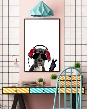 Great Dane Headphone 1812 11x17 Poster lifestyle-poster-6