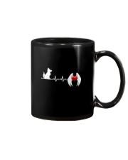 Dog Heart Angel Wings 130319 Mug thumbnail