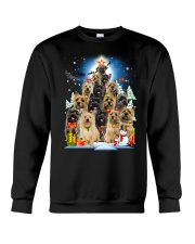 Cairn Terrier Pine - 1910 - A2 Crewneck Sweatshirt thumbnail