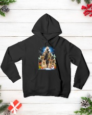 Cairn Terrier Pine - 1910 - A2 Hooded Sweatshirt lifestyle-holiday-hoodie-front-3