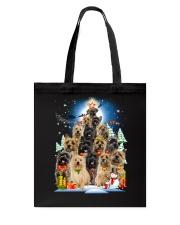 Cairn Terrier Pine - 1910 - A2 Tote Bag thumbnail