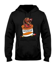 Dachshund Antidepressant Hooded Sweatshirt tile