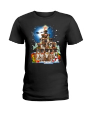 Boxer Pine 1212 Ladies T-Shirt thumbnail