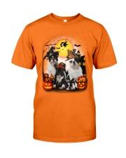 Zeus - French Bulldog Halloween - 2408 - A10 Classic T-Shirt front