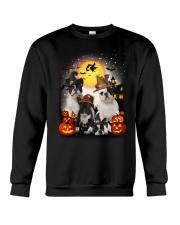 Zeus - French Bulldog Halloween - 2408 - A10 Crewneck Sweatshirt thumbnail