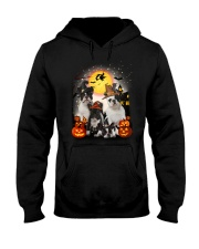 Zeus - French Bulldog Halloween - 2408 - A10 Hooded Sweatshirt thumbnail