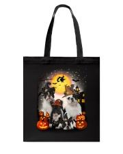 Zeus - French Bulldog Halloween - 2408 - A10 Tote Bag thumbnail